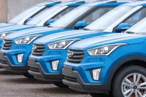 Dois novos SUVs Hyundai a caminho do mercado