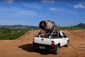 [Vídeo] Strada com motor a jato viraliza na internet