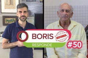 Boris Responde Especial #50 | Qual é o carro preferido do Boris? Ele namorou Elke Maravilha?