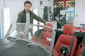 Carro dos sonhos de Richard Hammond, ex-Top Gear, sofre perda total