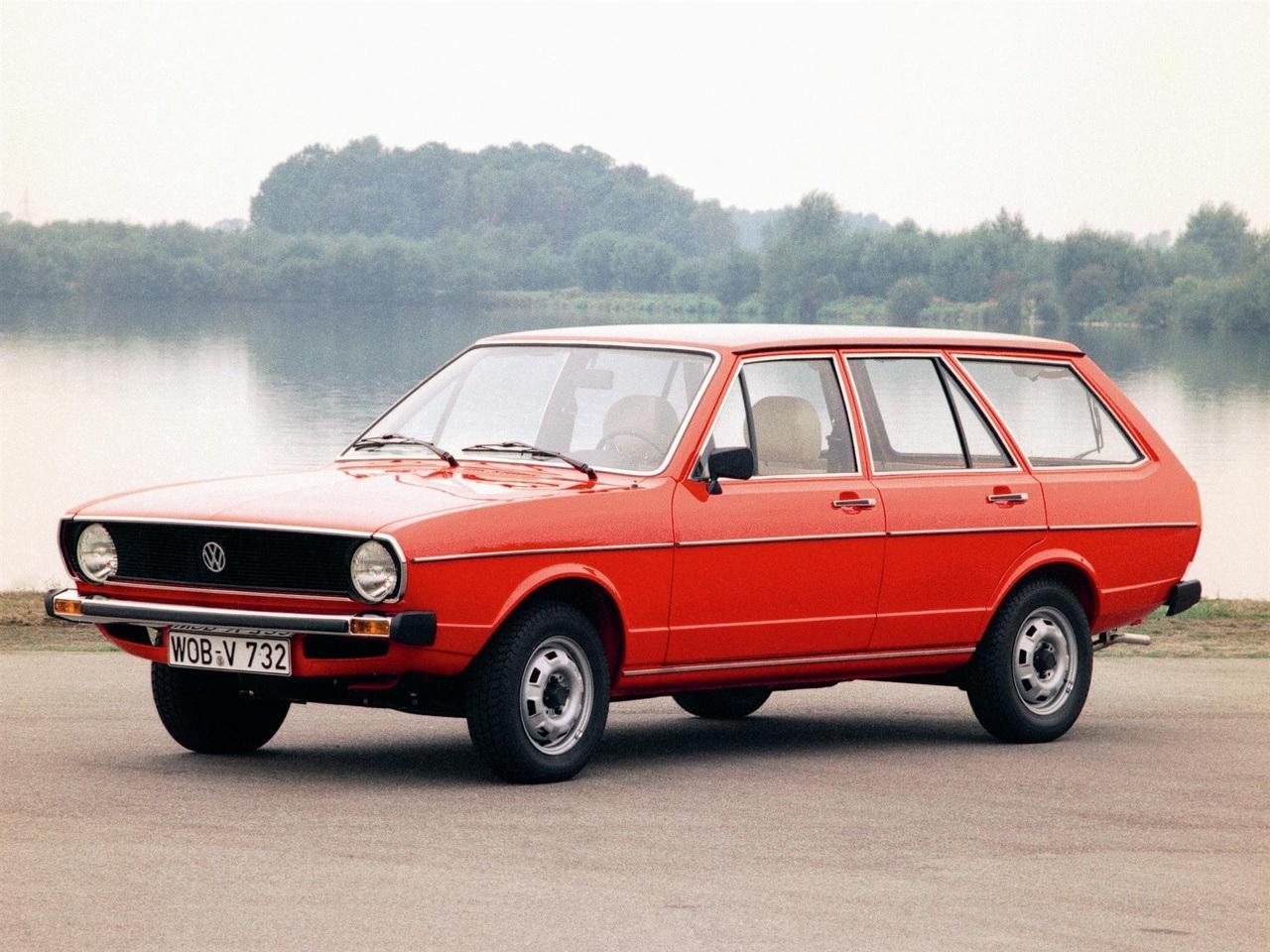 volkswagen passat variant perua 1974