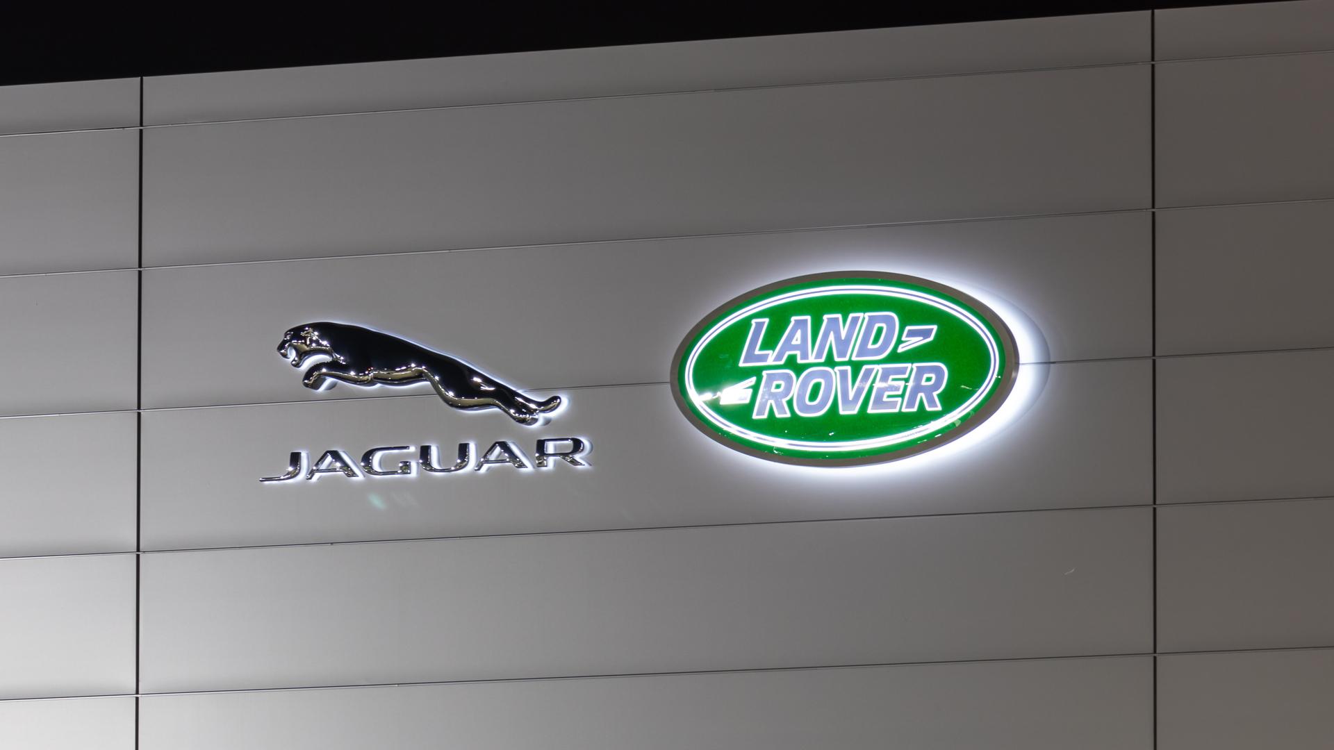 jaguar land rover marcas carro shutterstock 1494406172
