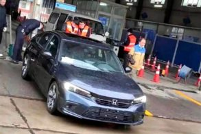 Flagra: novo Honda Civic ficou mais conservador, ao estilo 'tiozão'
