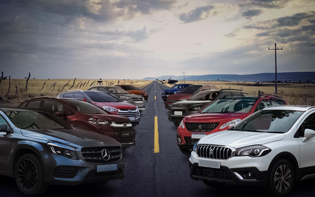 10 carros sao classificados como suvs final
