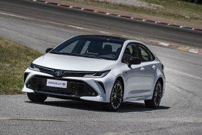 Toyota afirma que não pretende desistir dos sedãs