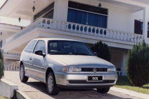 """[VW Gol] História vitoriosa e repleta de sucessos: Gol """"Bolinha"""", G3 e G4"""