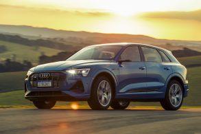 Confira preços, versões e o que muda no Audi e-tron 2021