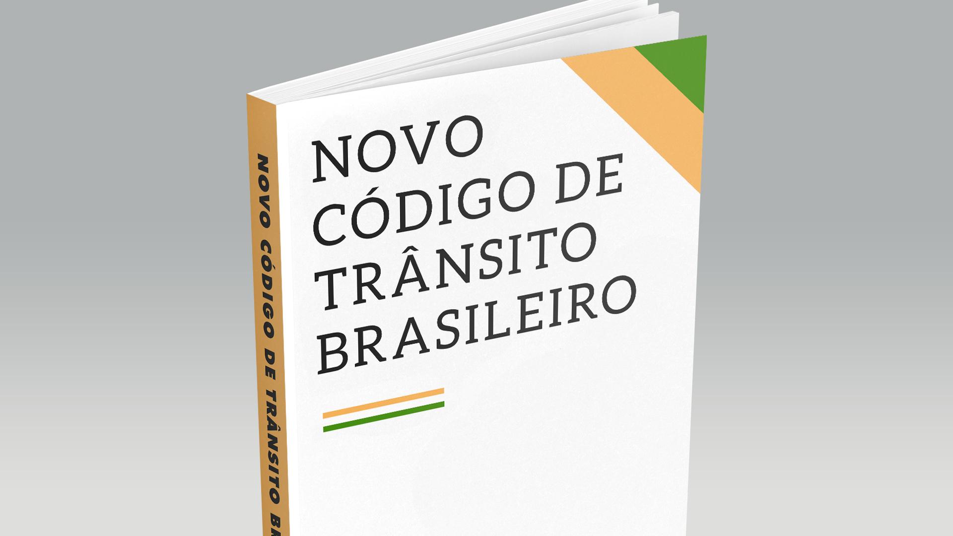 arte novo codigo de transito brasileiro