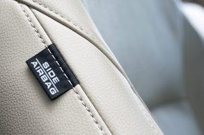Banco com airbag interno: pode revestir?