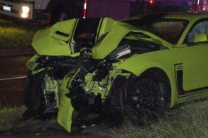 [Vídeo] Jovem destrói raro Mustang de R$ 430 mil do próprio pai