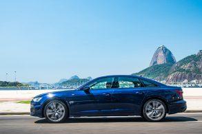 Audi A6 2021 tem nova versão 2.0 disponível para o Brasil