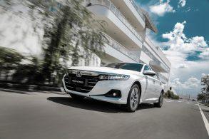 Honda Accord híbrido chega ao Brasil no segundo semestre