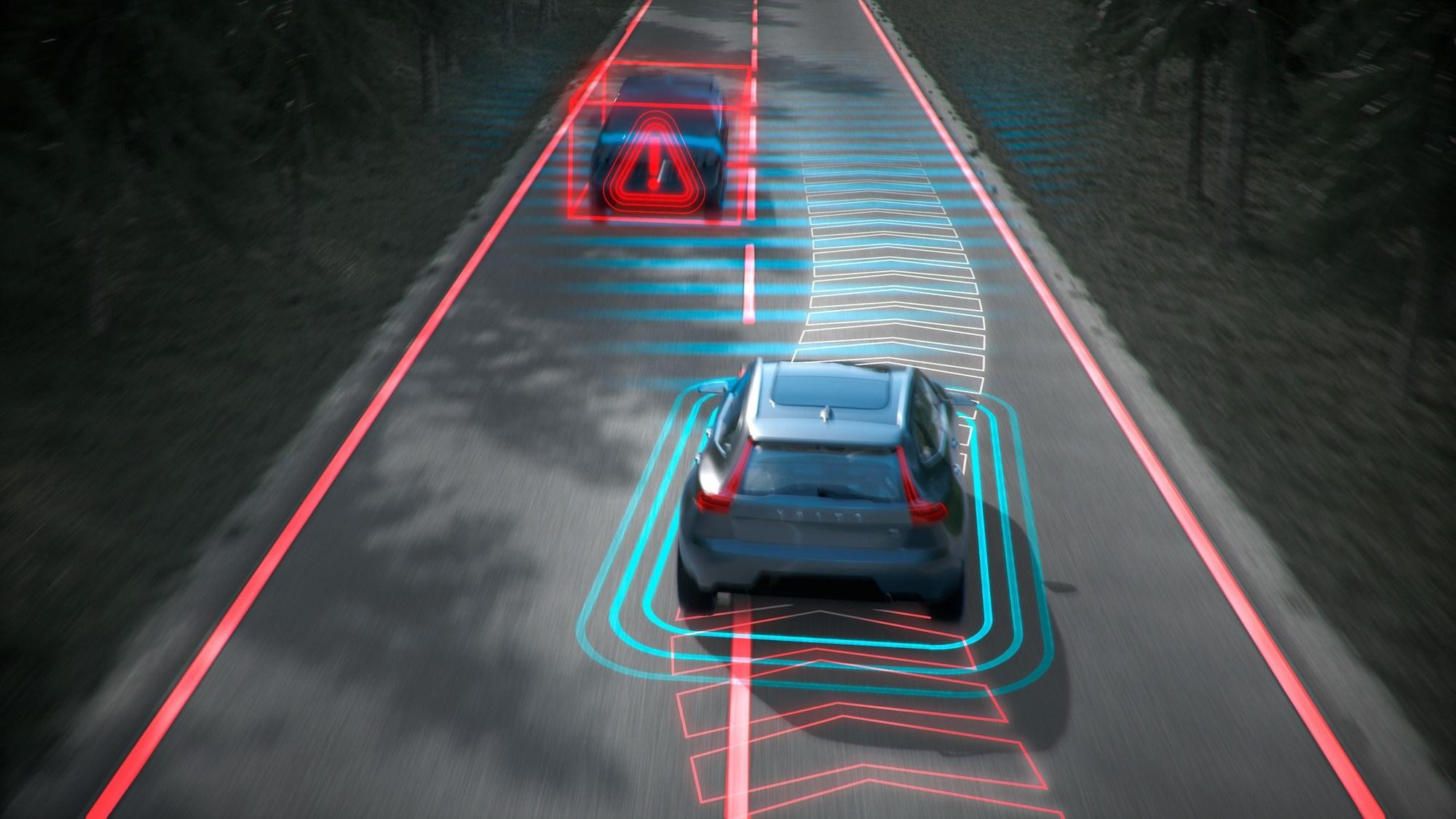 272996 volvo cars oncoming lane mitigation