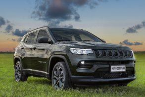 Jeep não é boba nada: novo Compass em maio!