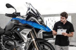 BMW lança programa de motos seminovas certificadas