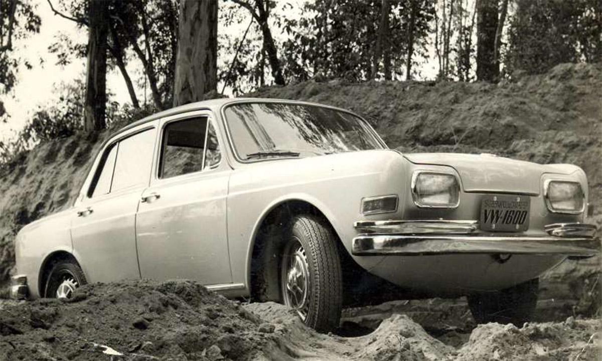 volkswagen vw 1600 sedan ze do caixao de frente