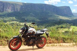 Yamaha MT-07: em avaliação, moto vai em busca do 'queijo perdido'