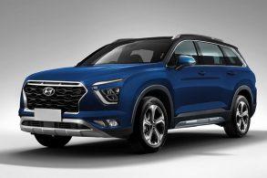 Hyundai Alcazar = Creta + 2