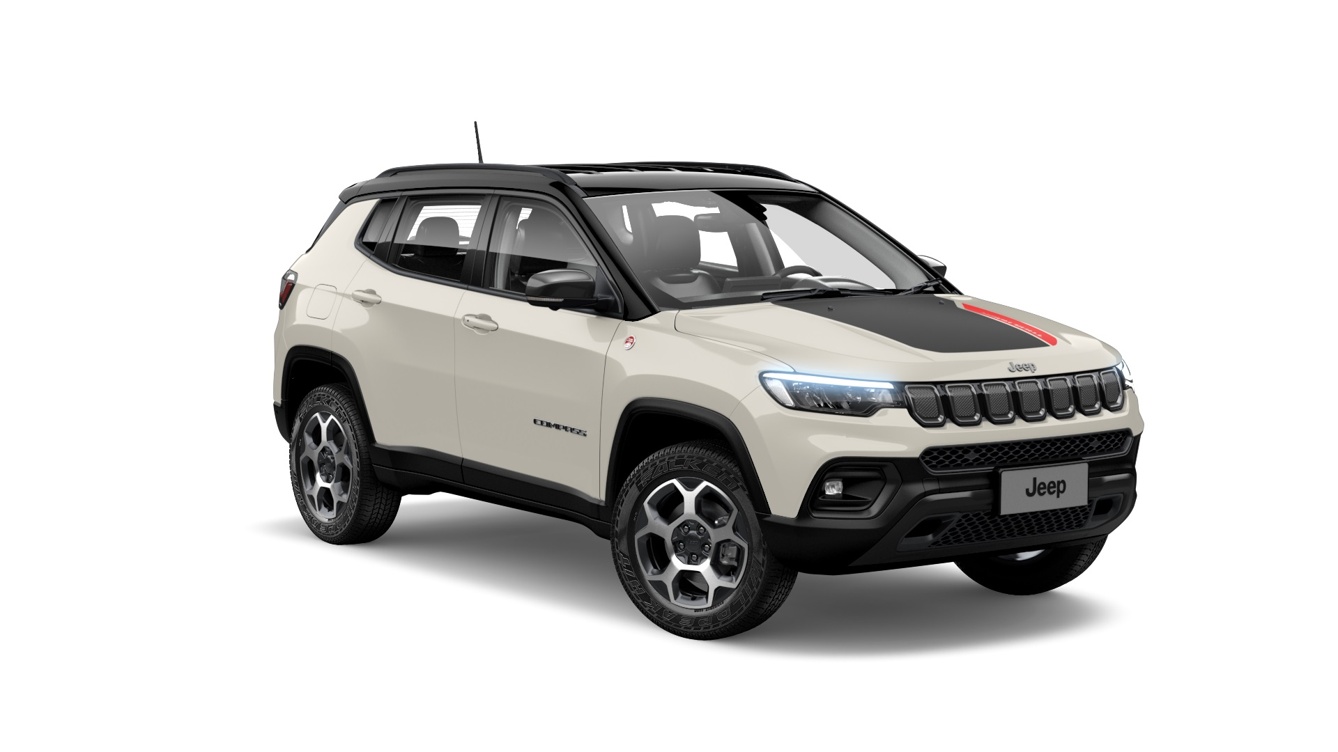 Jeeo compass trailhawk branco polar