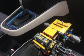 Renault usou peças de Lego para desenvolver novo câmbio