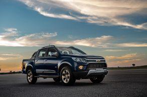 Chevrolet S10 2022: novas rodas para a versão mais vendida