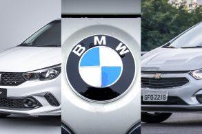 Tenho R$ 60 mil. Argo, Onix ou BMW?