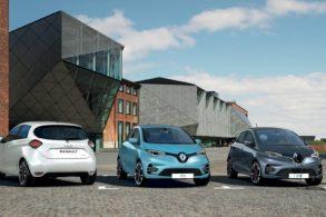 Renault Zoe E-Tech chega ao Brasil com 385 km de autonomia