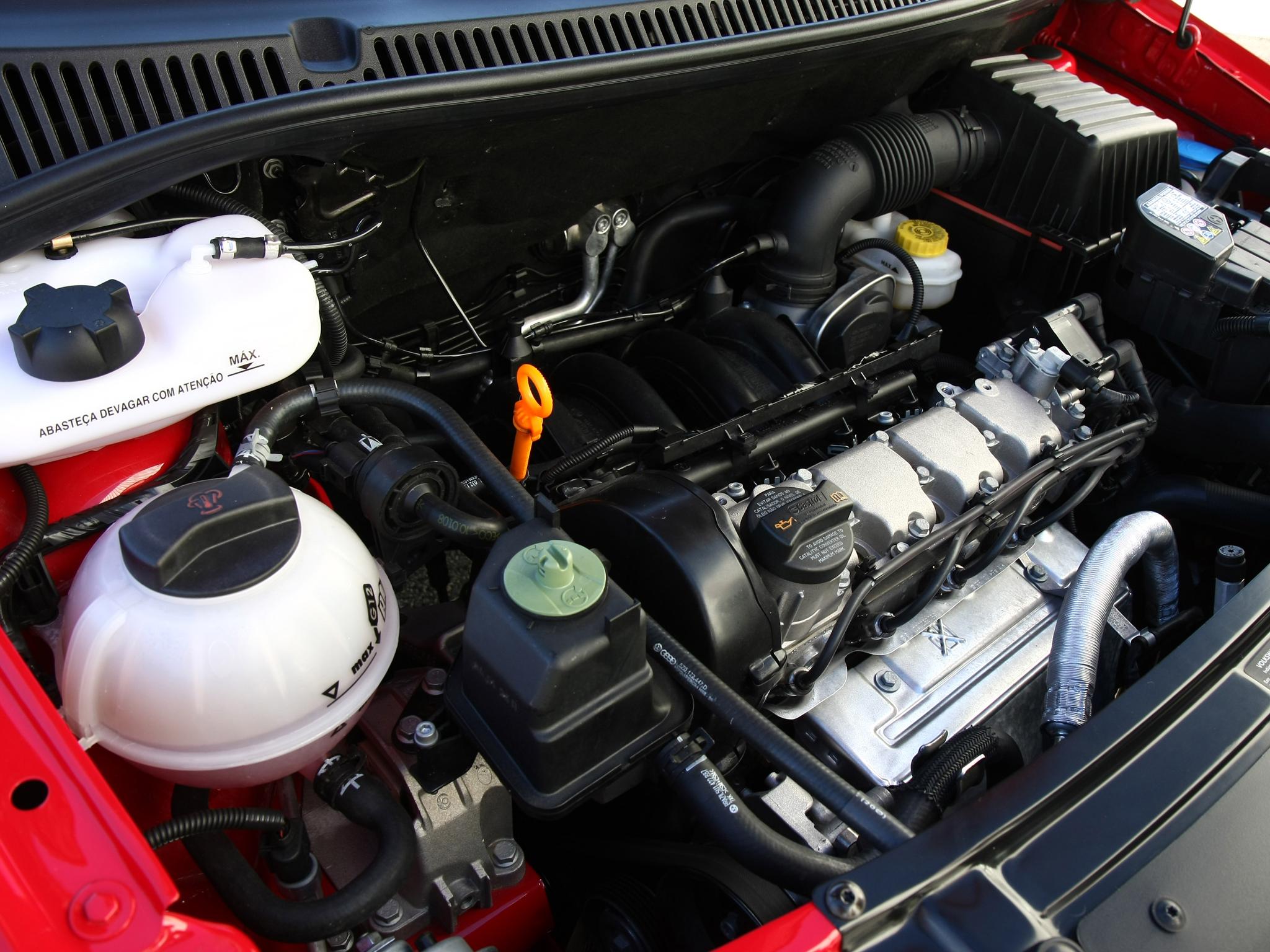motor ea 111 16 volkswagen fox extreme