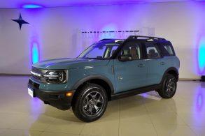 Ford Bronco Sport: vídeo e fotos exclusivos do SUV que chega em maio