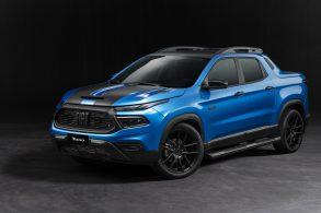 Fiat Toro 2022 ganha nova linha de acessórios Mopar