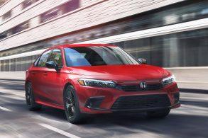 """Honda apresenta o novo Civic: conheça o """"tiozão"""" modelo 2022"""