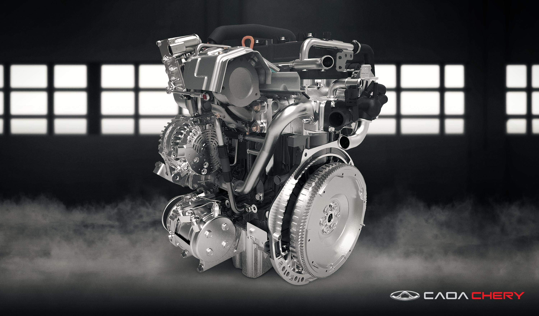 motor 1 0 turbo do caoa chery tiggo 3x