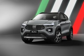 Prêmio de Juliette, novo SUV da Fiat deve se chamar Pulse