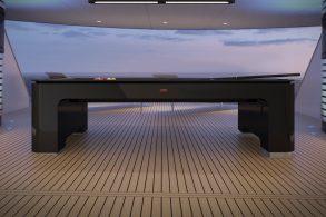 Mesa de sinuca (de R$ 1,6 milhão) para iates é a nova jogada da Bugatti
