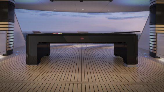 Mesa de sinuca Bugatti