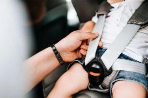 Atenção: nova legislação para o transporte de crianças