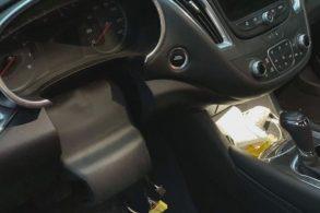 Chevrolet Equinox sofre com onda de roubos de volante e airbags