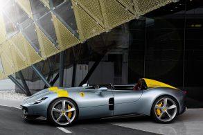 Ferrari Monza (de R$10 milhões) é nova aquisição de Cristiano Ronaldo