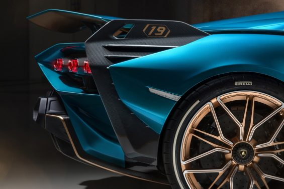 Lamborghini Sian roadster 91