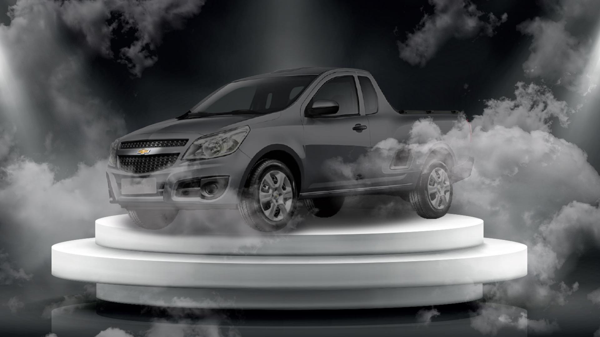 Chevrolet Montana deve ser substituída em breve
