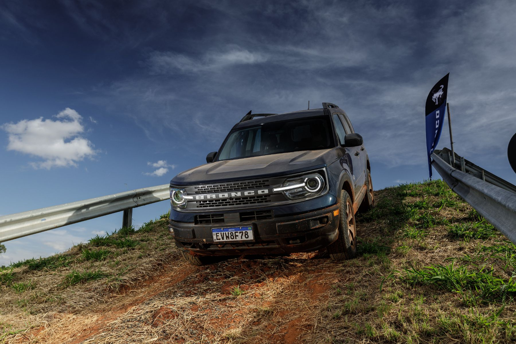 ford bronco sport off road 1