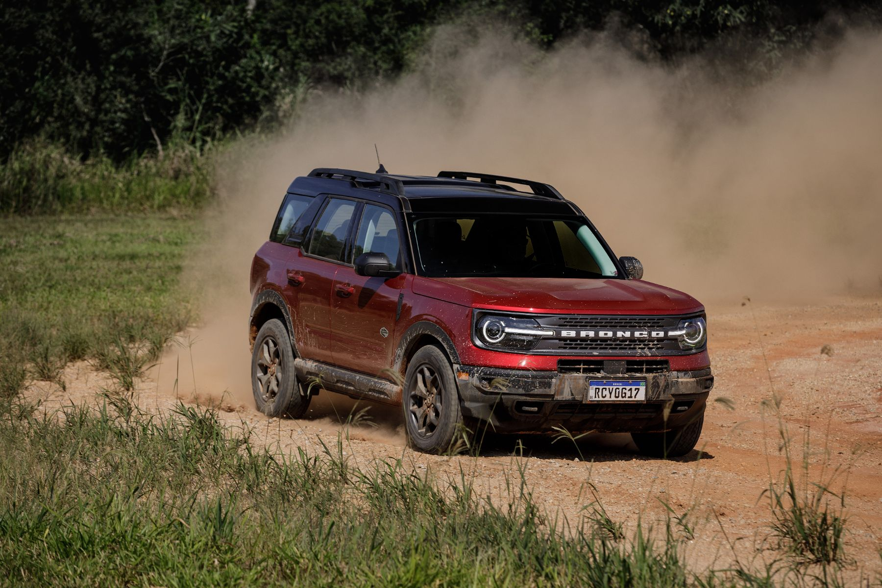 ford bronco sport off road 2