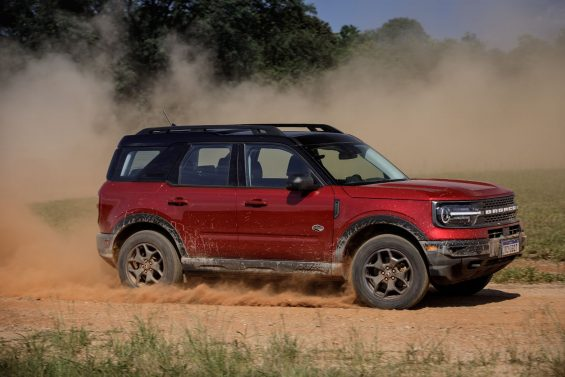 ford bronco sport off road 5