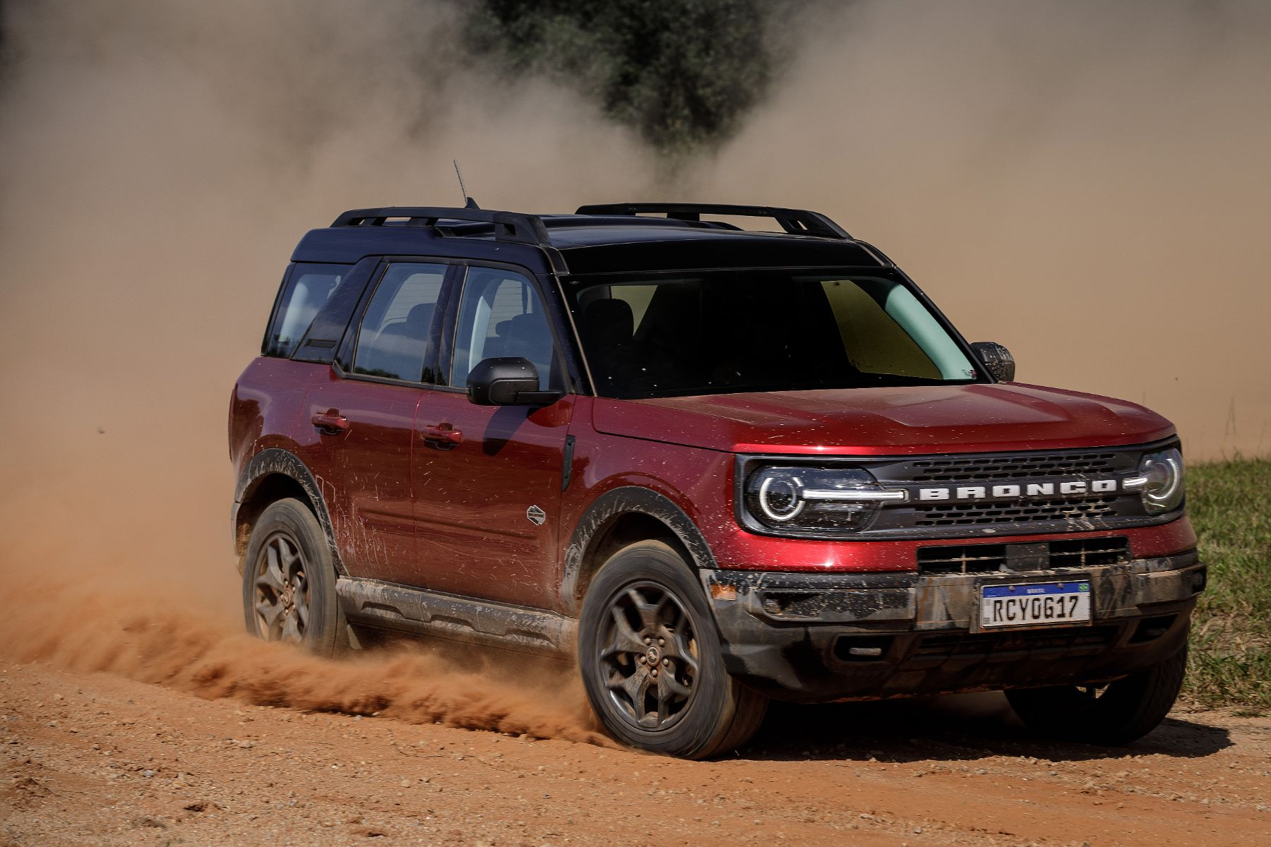 ford bronco sport off road 6