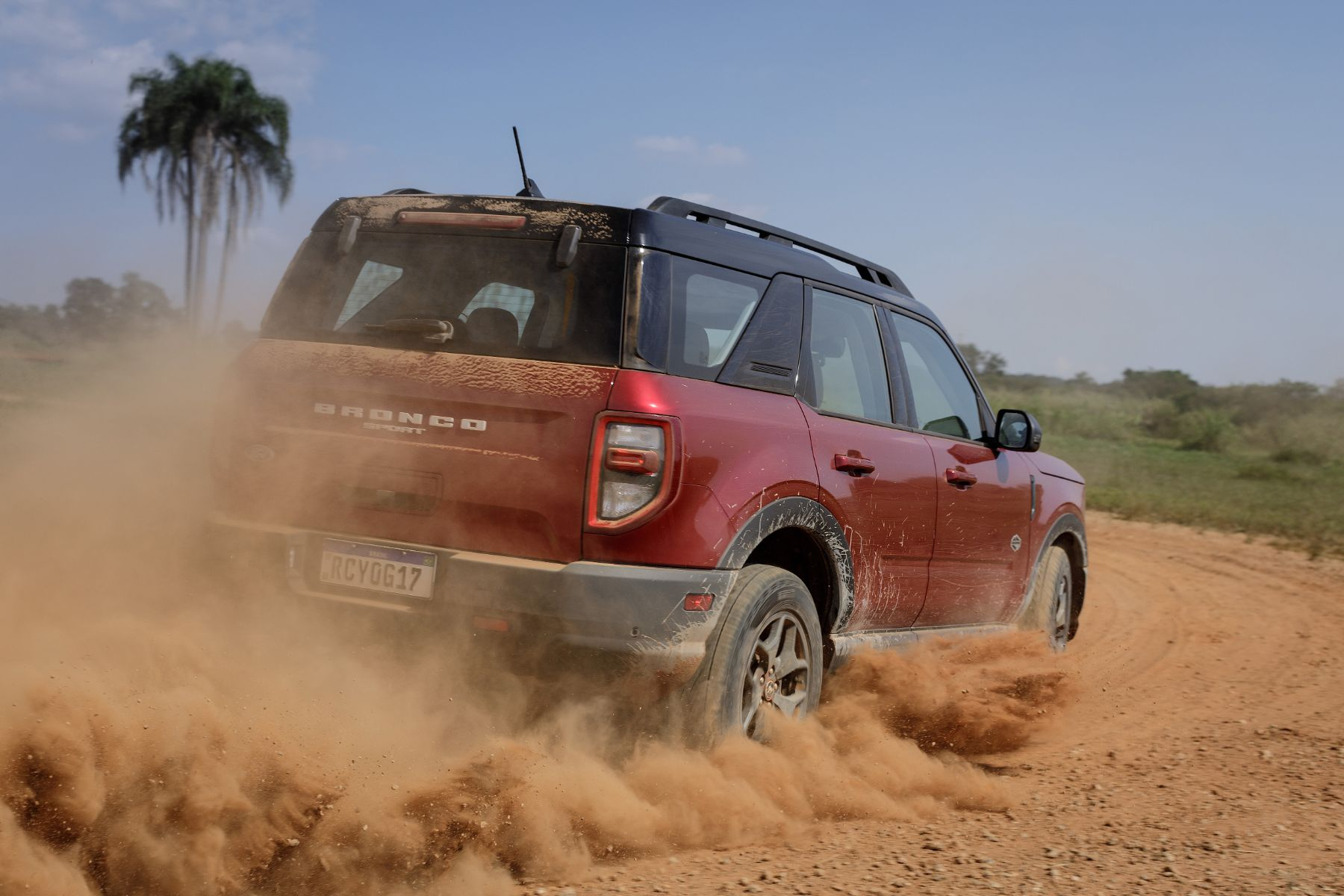 ford bronco sport off road 9