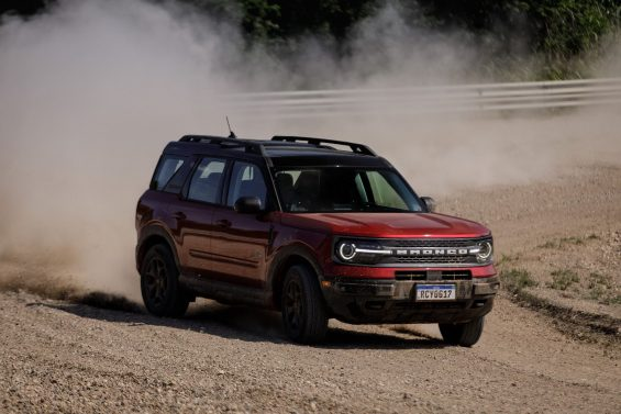 ford bronco sport off road 13
