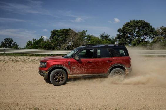 ford bronco sport off road 14