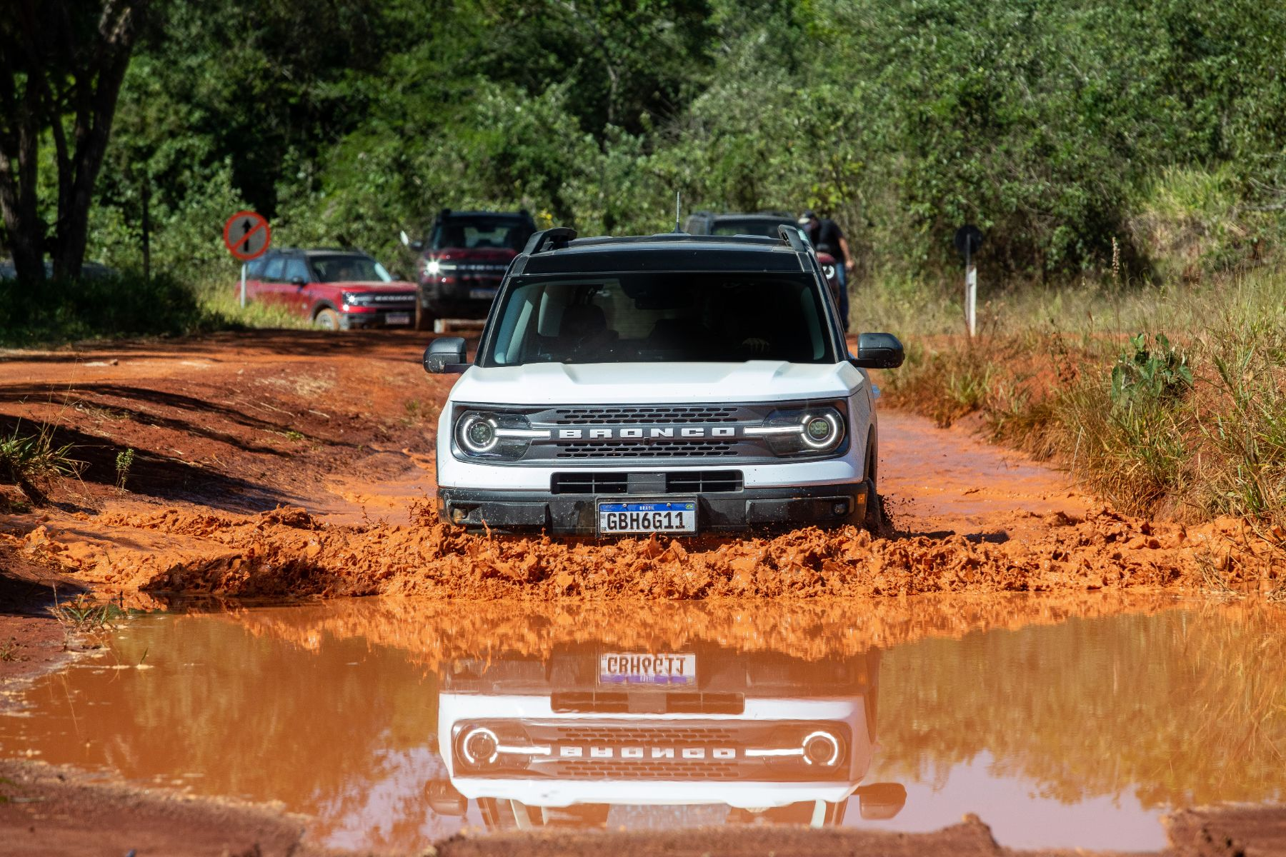 ford bronco sport off road 16