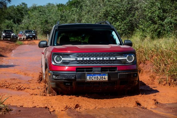 ford bronco sport off road 18