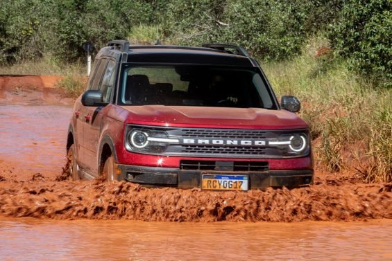 ford bronco sport off road 21